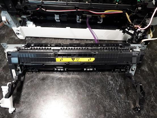 ремонт печки HP LaserJet Pro M132a