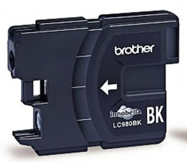 Заправка LC980 Brother