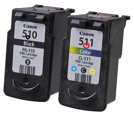 заправка Canon PG-510 CL-513