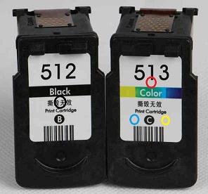 Заправка Canon PG-512 CL-513
