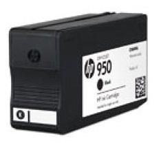Заправка пигментных черных струйных картриджей чернильниц HP 950, 953 /933