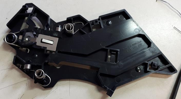 Ремонт контактной группы Canon LBP3010