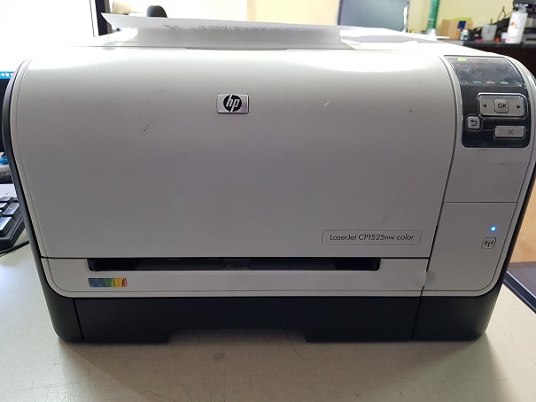 Ремонт HP Color LaserJet Pro CP1525n