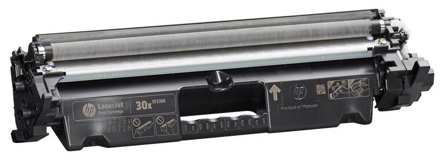 запрвка HP CF230X CF230A