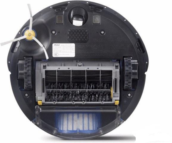 Roomba 676 снизу