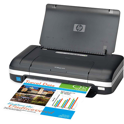 ремонт протативных принтеров HP
