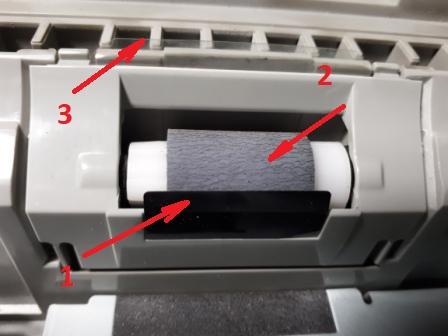 Samsung scx 4833fd: замятие, нет захвата бумаги
