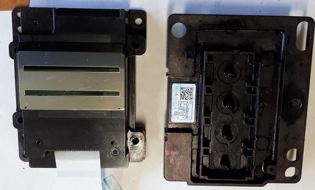 чистка головки Epson WF-7620