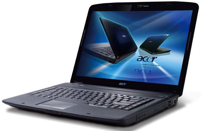 Ноутбук Acer не включается