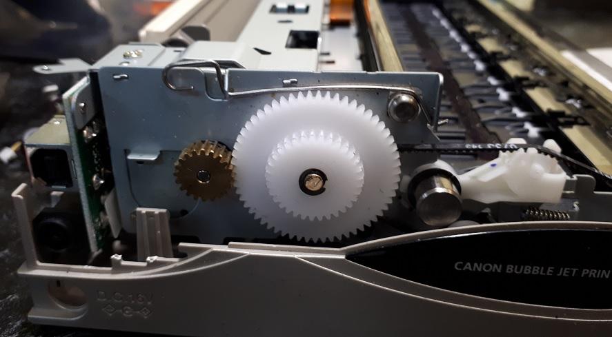 ремонт принтеров Canon i70 i80 i90 не входят в готовность