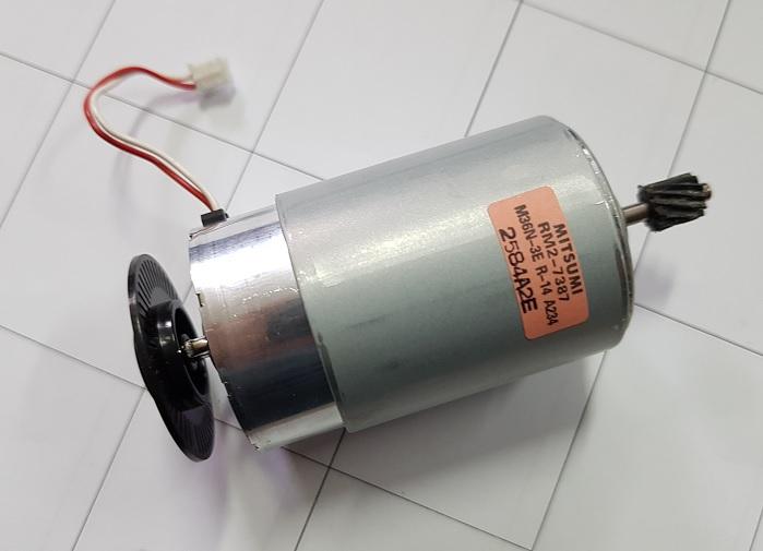 двигатель hp LJ M125ra