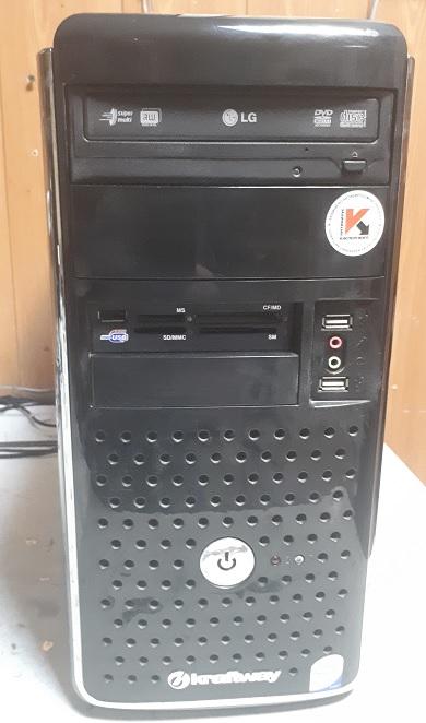 Компьютер БУ Core 2 Duo E6300