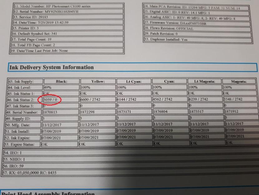 диагностика ошибки 0xc18a0001