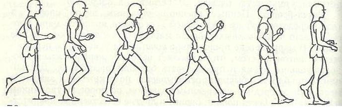 Как быстро ходить