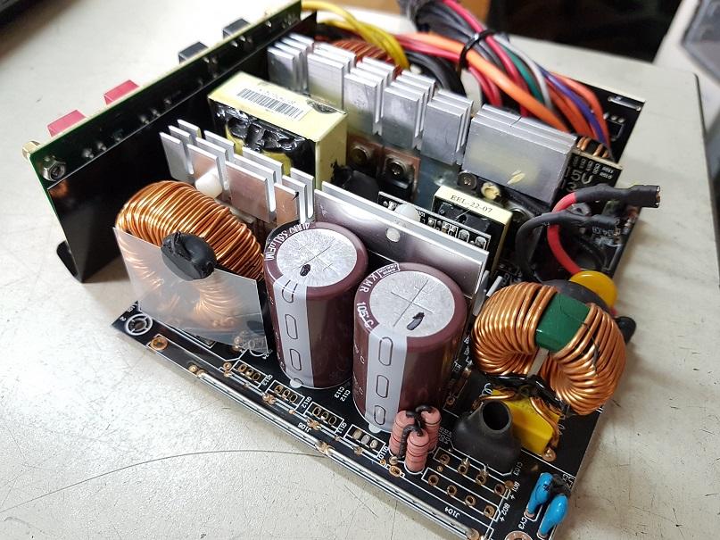 ремонт компьютерного блока питания