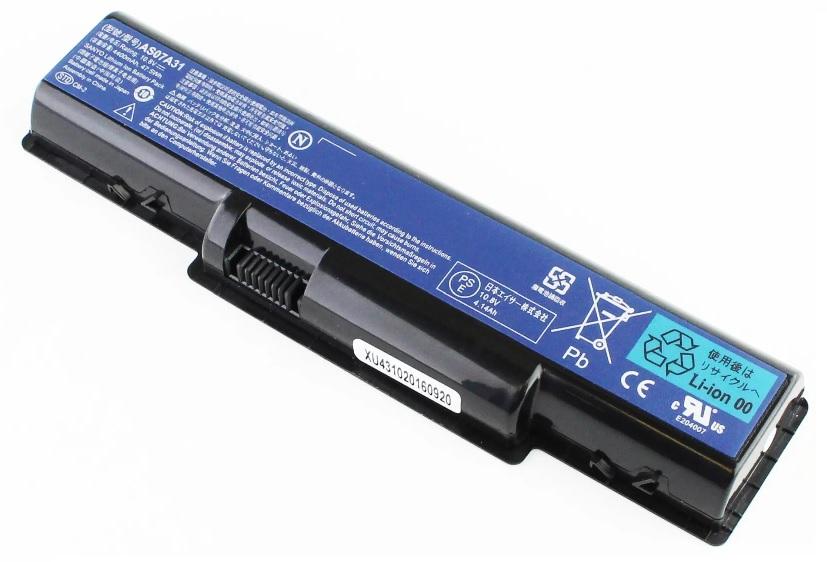 ноутбук не работает от новой батареи