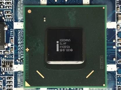 Замена чипсета