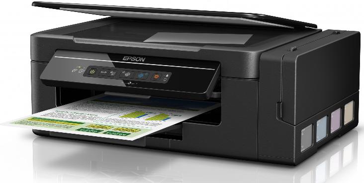 Epson L3060 не печатает