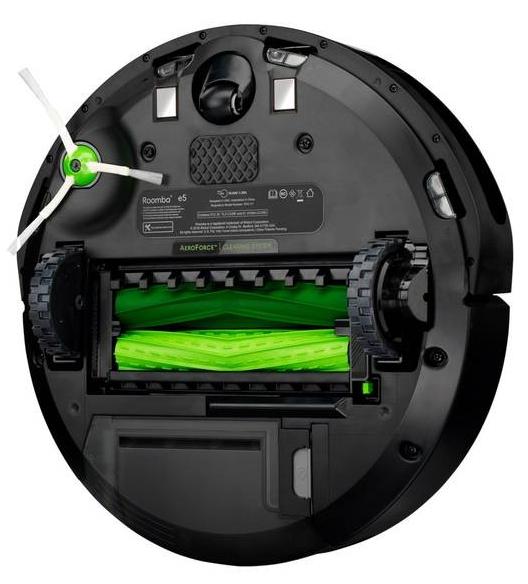 Roomba e5 снизу