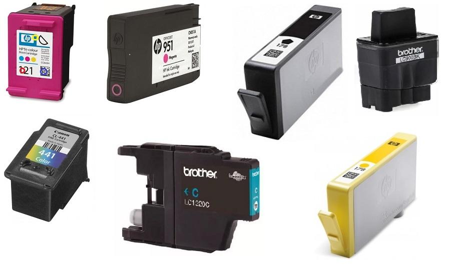 запарвка струйных принтеров