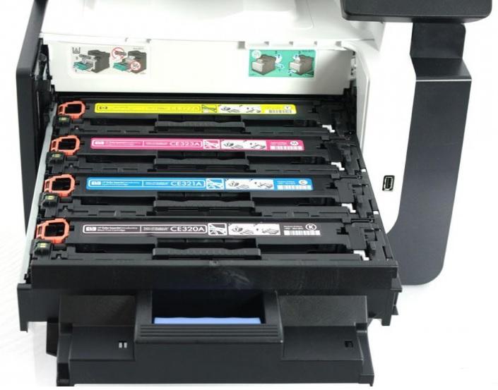 ремонт многопроходных лазерных принтеров