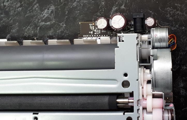 Ремонт сублимациаонных принтеров Canon Selphy
