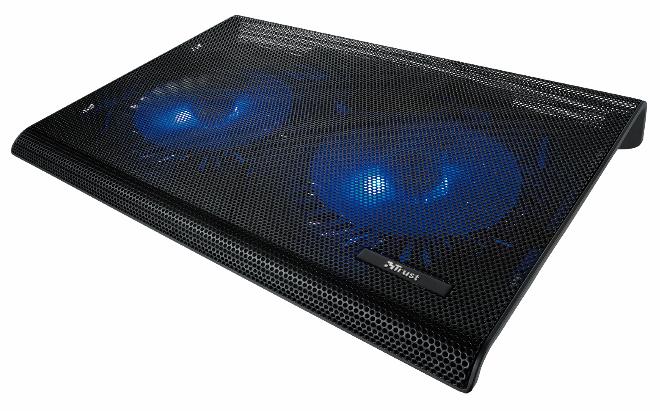 греется ноутбук - поможет ли подставка с вентилятором