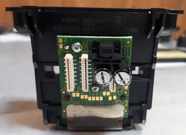 печатающая головка для HP 3525 5525 5510 5515 3070A