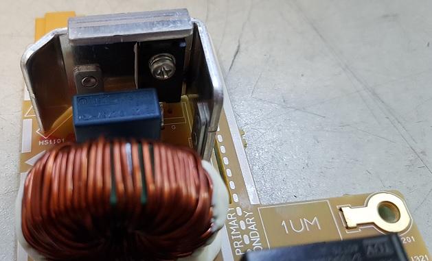симмистор управления нагревательным элементом HP M477