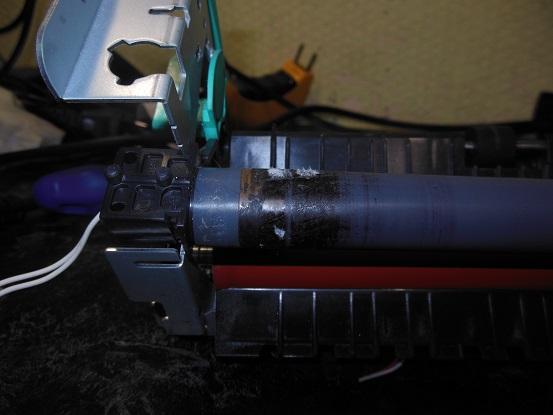 замена термопленки HP LJ M2727
