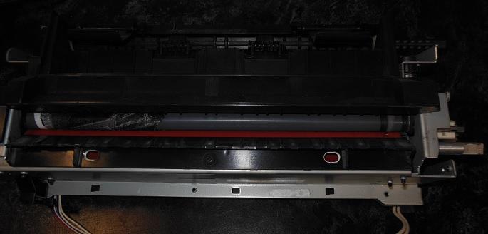 ремонт печки HP LJ M2727