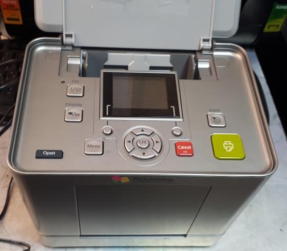 Ремонт портативных принтеров Epson