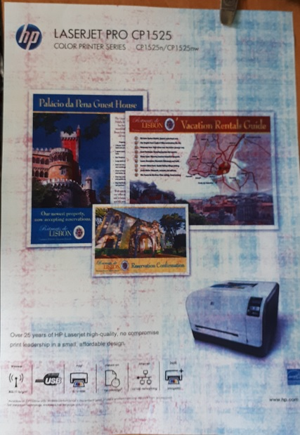 цветной лазерный принтер плохо печатает после заправки - смешение тонера