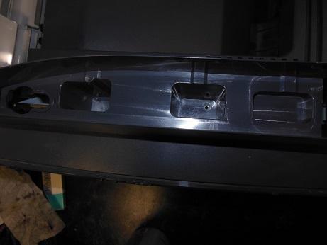 снимаем верхнюю крышку HP LJ M2727