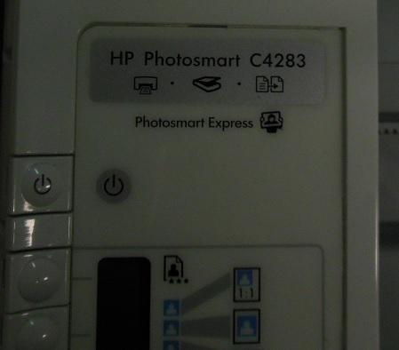 Ремонт HP F4283