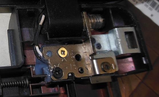 ремонт нижней крышки asus x550