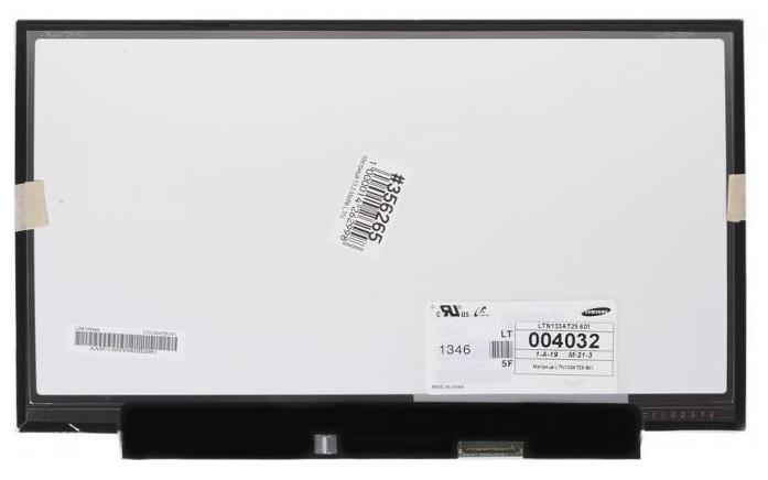 матрица ltn133at25-601 для Toshiba Z830-A5S