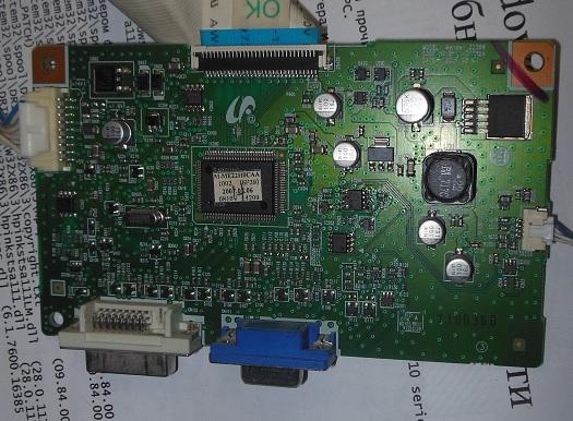 Восстановление BIOS Samsung 226BW