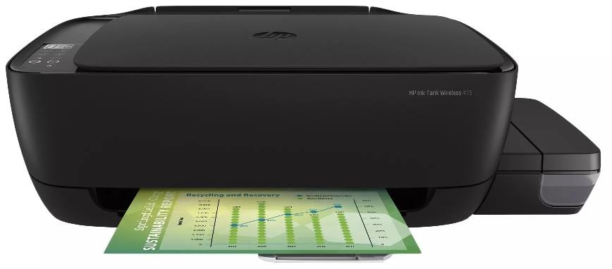 Ремонт HP Ink Tank Wireless 415, 410, 310, 419, GT5810, GT5820