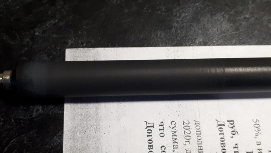 Canon IR 2520 замена ролика заряда.