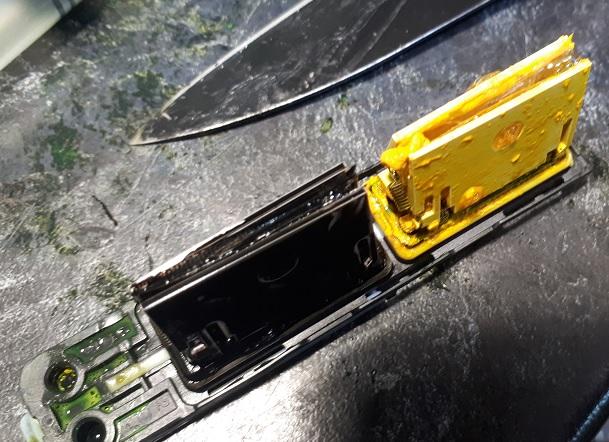 клапаны головки HP 940