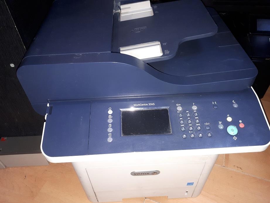 Ремонт ADF Xerox WC 3345
